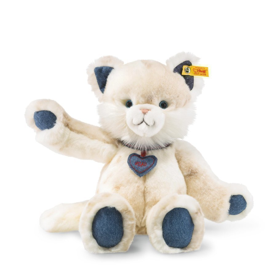 Steiff Kissa Miau Valkoinen 33 Cm