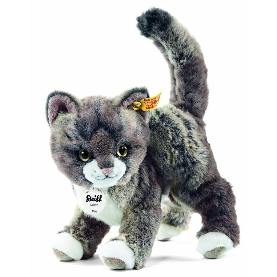 Steiff Kitty Kissa Harmaa / Beige 25 Cm
