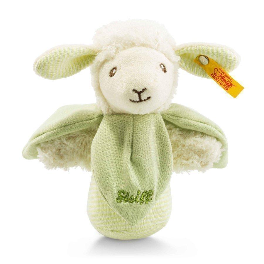 Steiff Lammas Baby Lenny Tartuntalelu Helistimellä 14 Cm