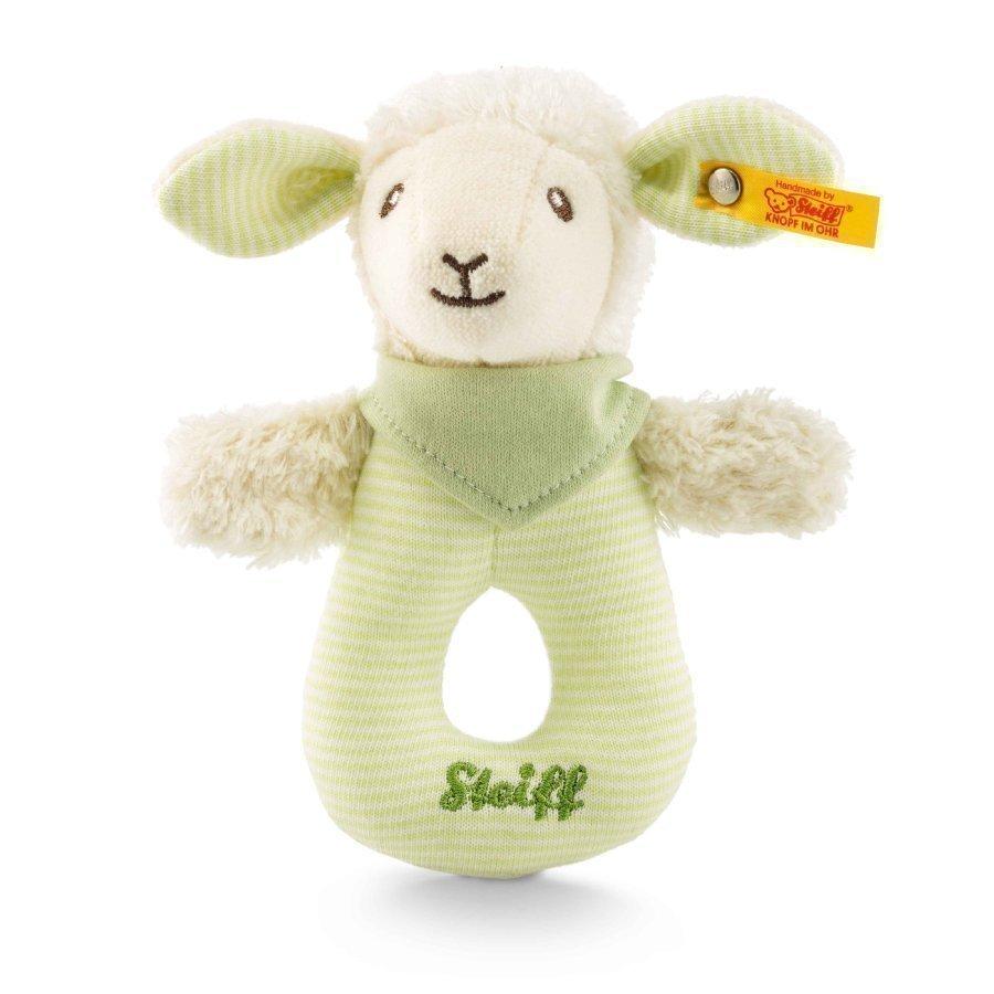 Steiff Lammas Baby Lenny Tartuntalelu Helistimellä 15 Cm
