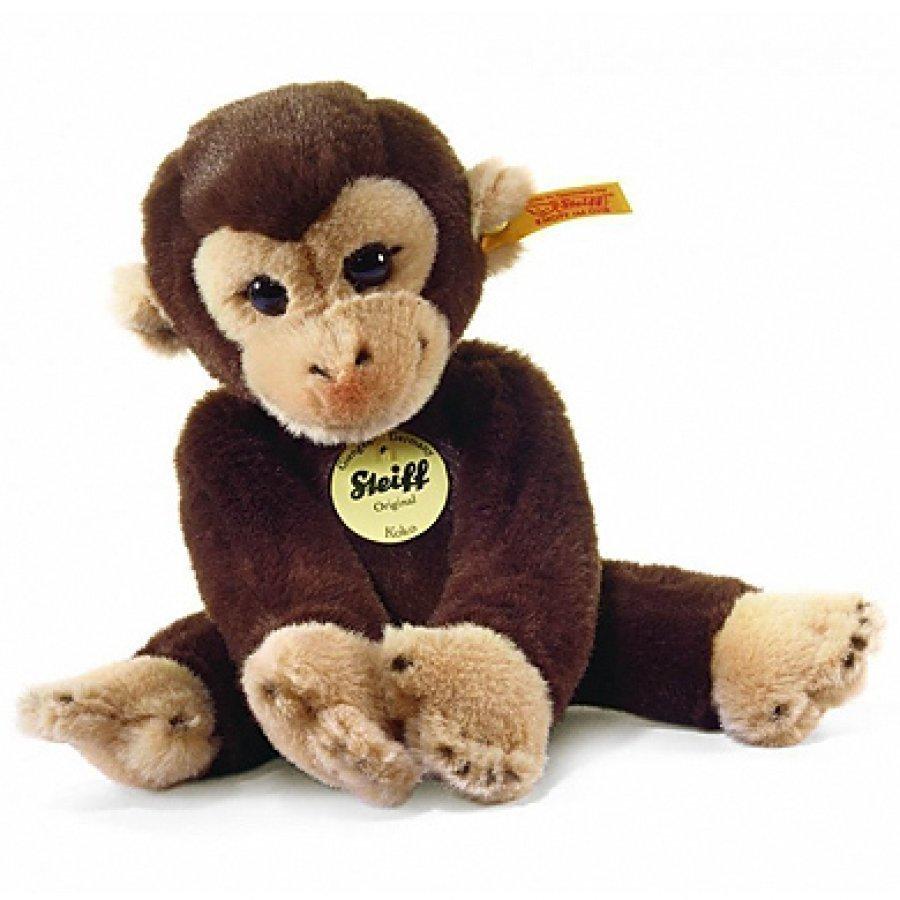 Steiff Pehmolelu Apina Koko Tummanruskea 25 Cm