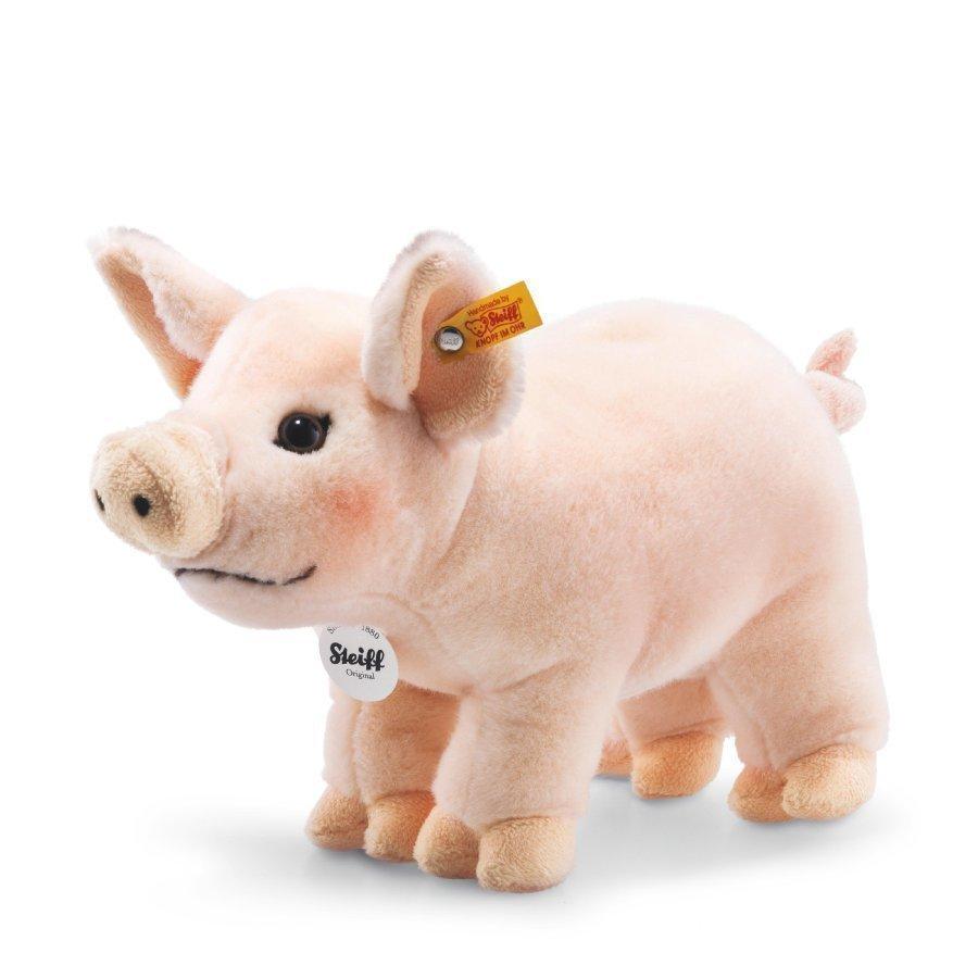 Steiff Piggy Possu Roosa Seisova 30 Cm