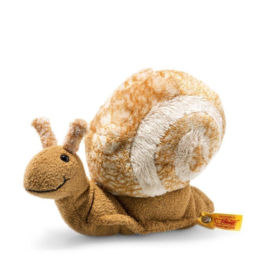Steiff Snailly Etana Beige / Ruskea 20 Cm