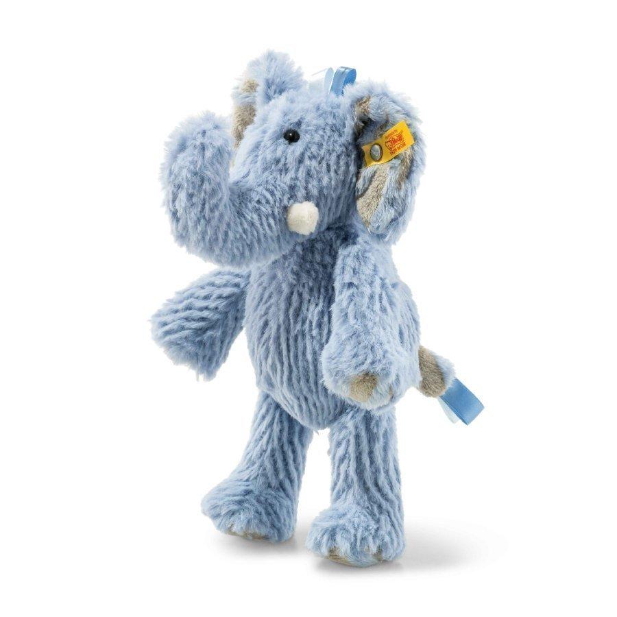 Steiff Soft Cuddly Friends Earz Elefantti Sininen 20cm