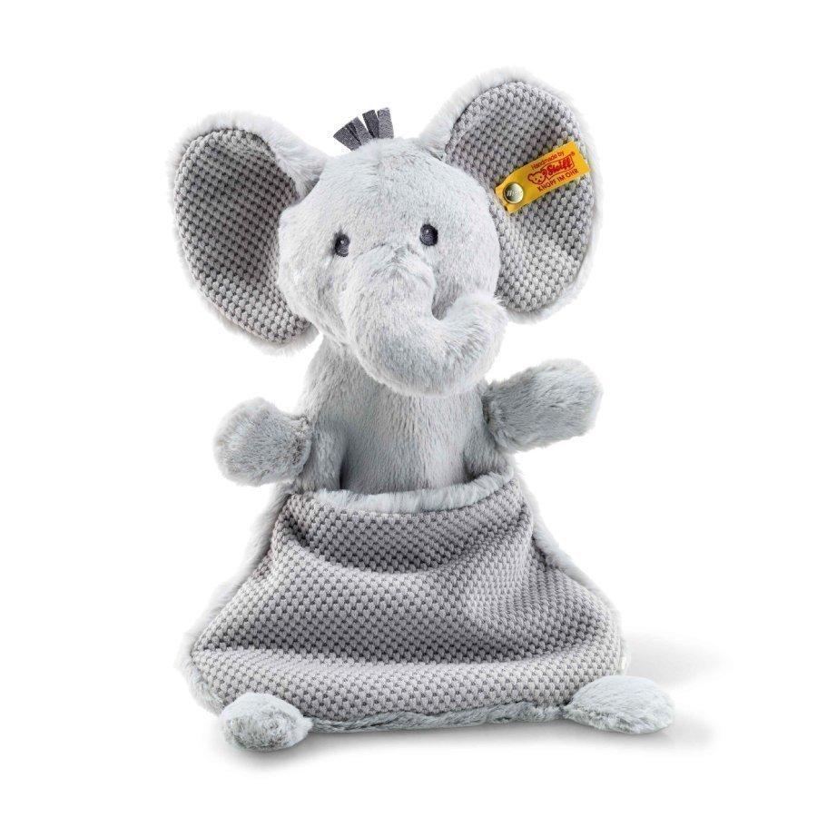 Steiff Soft Cuddly Friends Ellie Elefantti Halausviltti 27 Cm