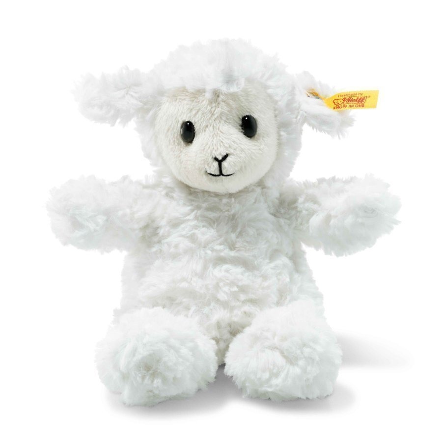 Steiff Soft Cuddly Friends Fuzzy Lammas 18 Cm