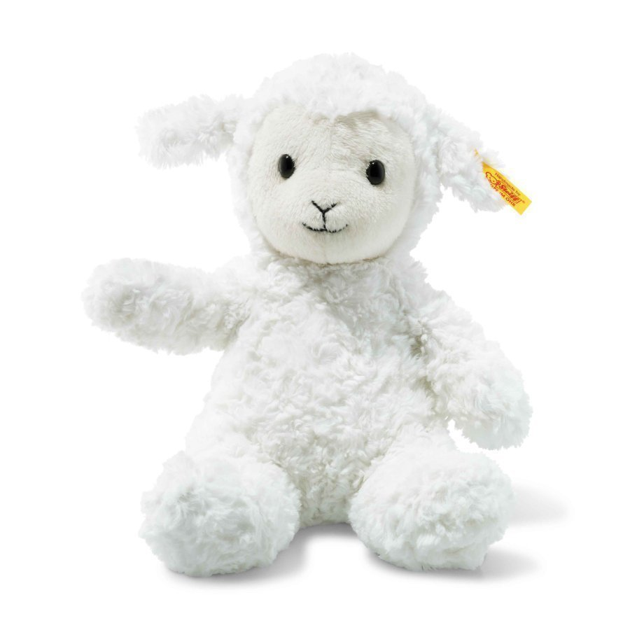 Steiff Soft Cuddly Friends Fuzzy Lammas 28 Cm