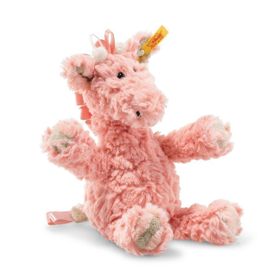 Steiff Soft Cuddly Friends Giselle Kirahvi Roosa 20 Cm