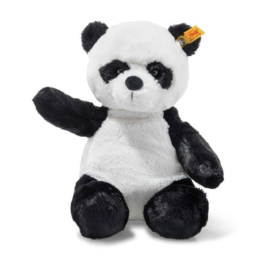 Steiff Soft Cuddly Friends Ming Panda 28 Cm
