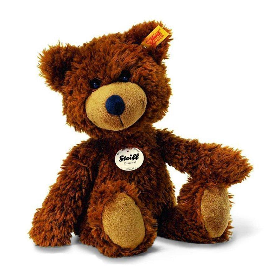 Steiff Teddy Karhu Charly Ruskea 16 Cm