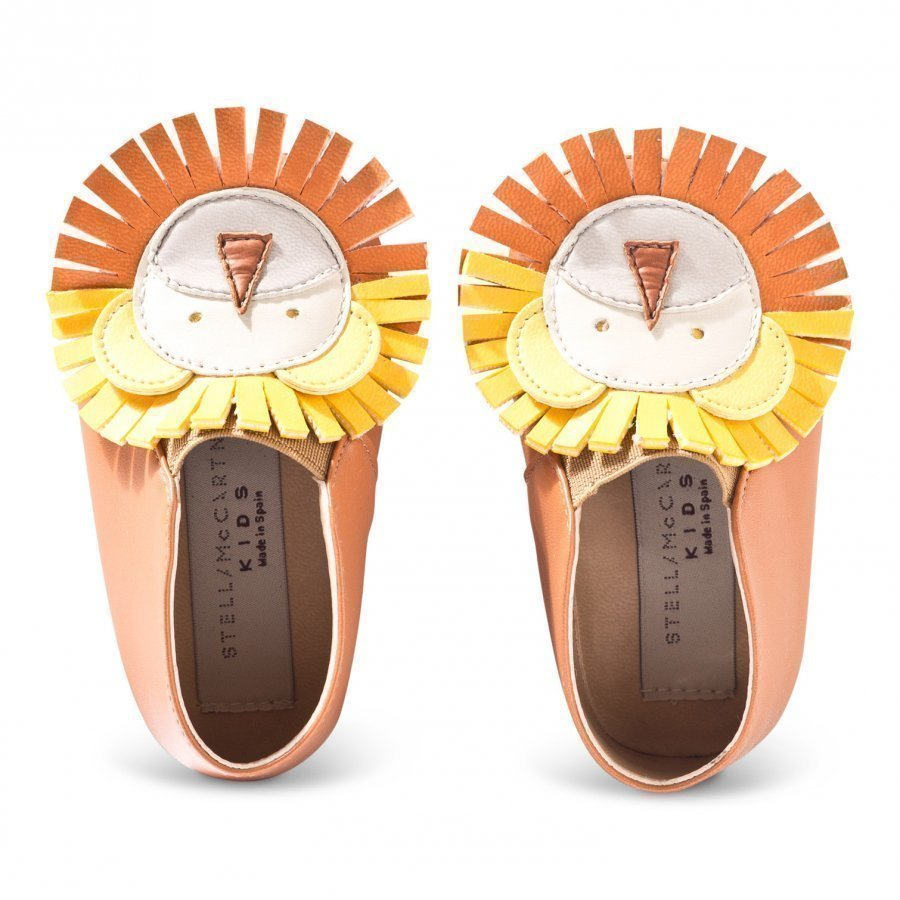 Stella Mccartney Kids Cub Baby Lion Shoes Korkeavartiset Tossut