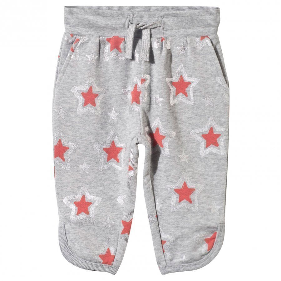 Stella Mccartney Kids Emilie Trouser Pebble Housut