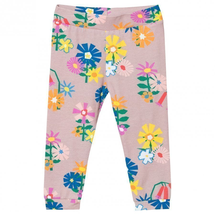 Stella Mccartney Kids Flower Print Tula Leggings Legginsit