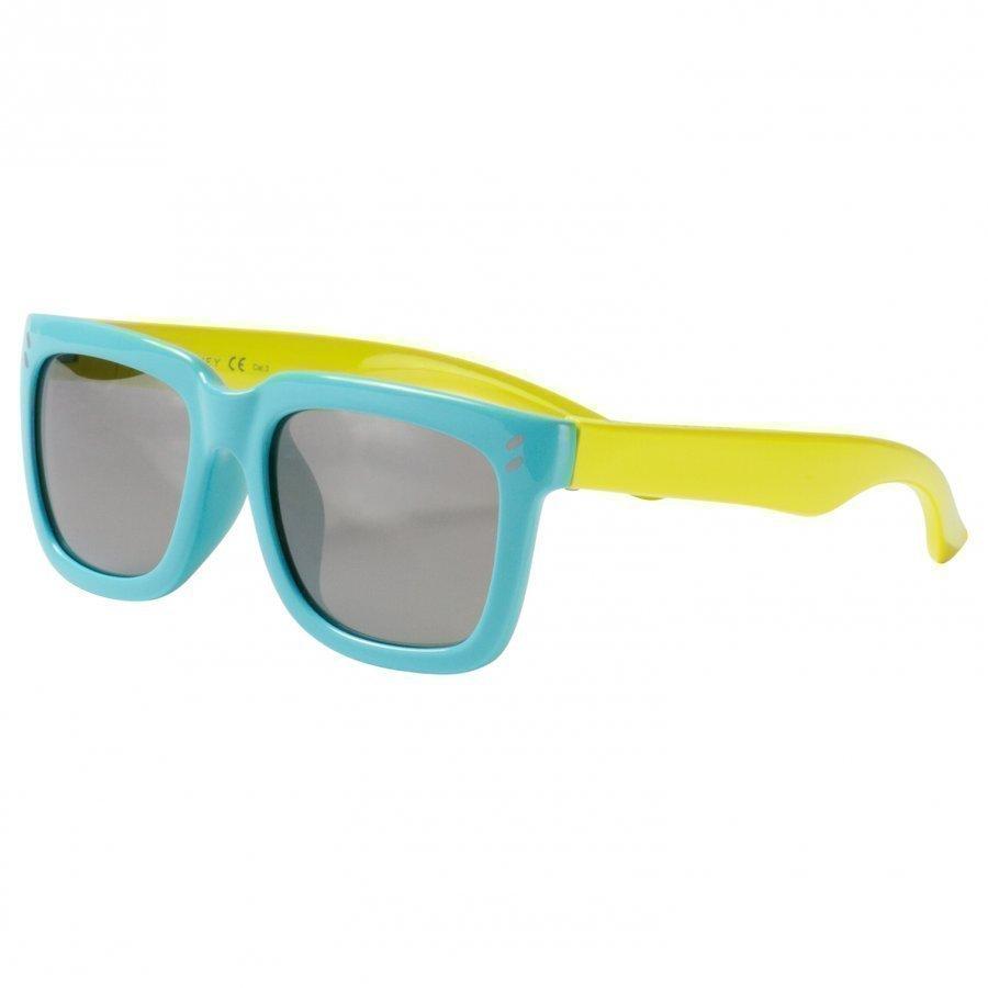 Stella Mccartney Kids Green And Blue Sunglasses Aurinkolasit