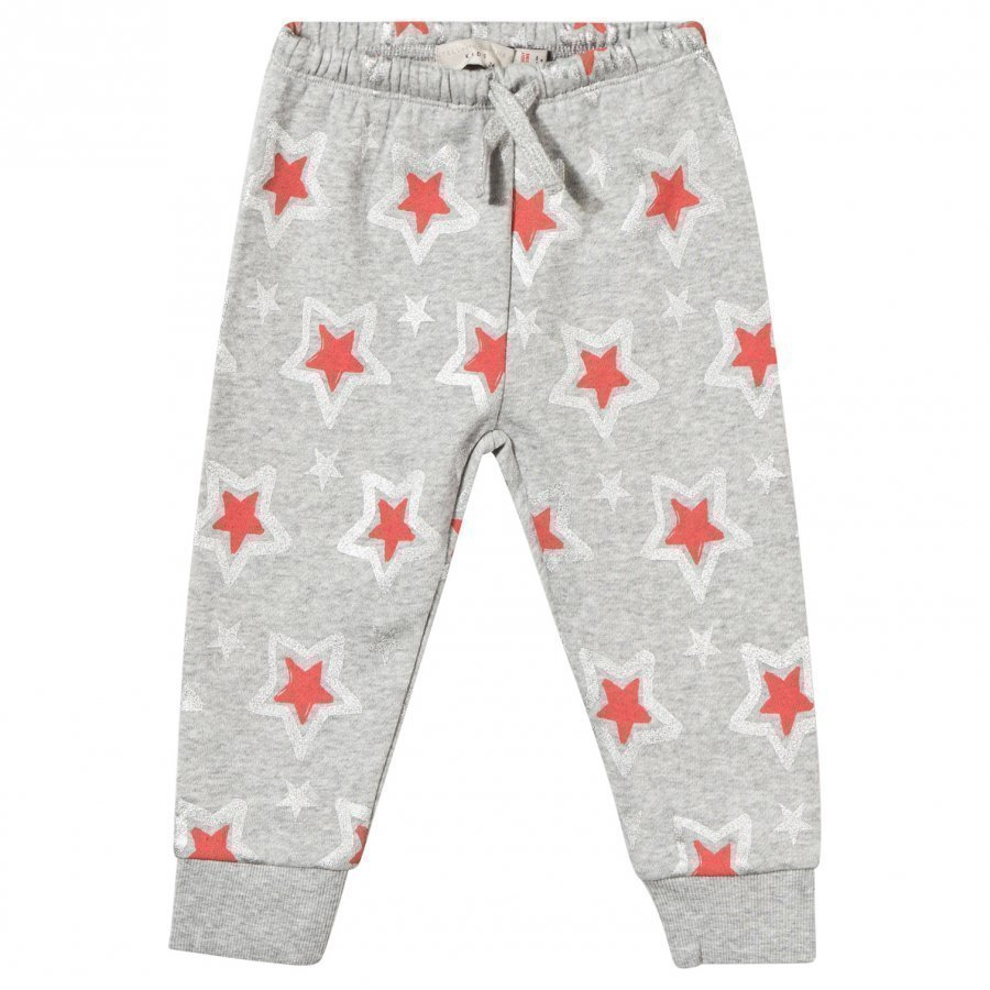 Stella Mccartney Kids Housut Stars Pebble Verryttelyhousut