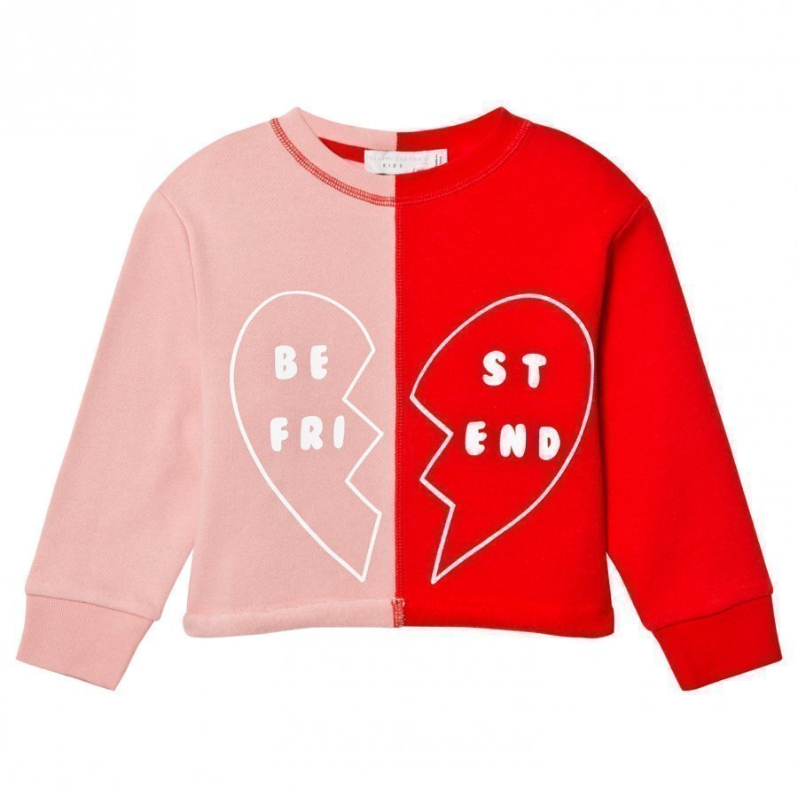 Stella Mccartney Kids June Best Friends Sweatshirt Oloasun Paita