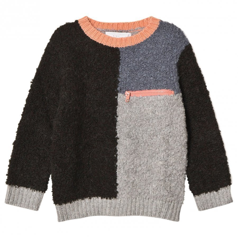 Stella Mccartney Kids Maya Boucle Knit Jumper Paita