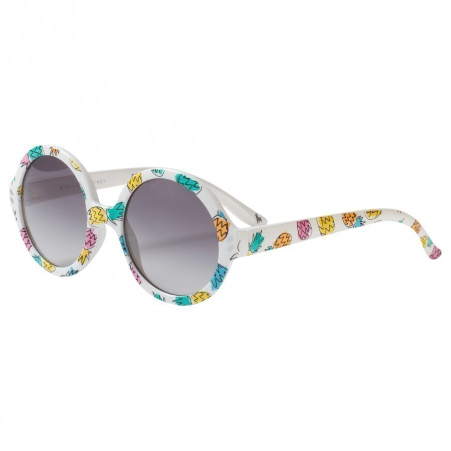 Stella Mccartney Kids Multicolor Pineapple Round Sunglasses Aurinkolasit