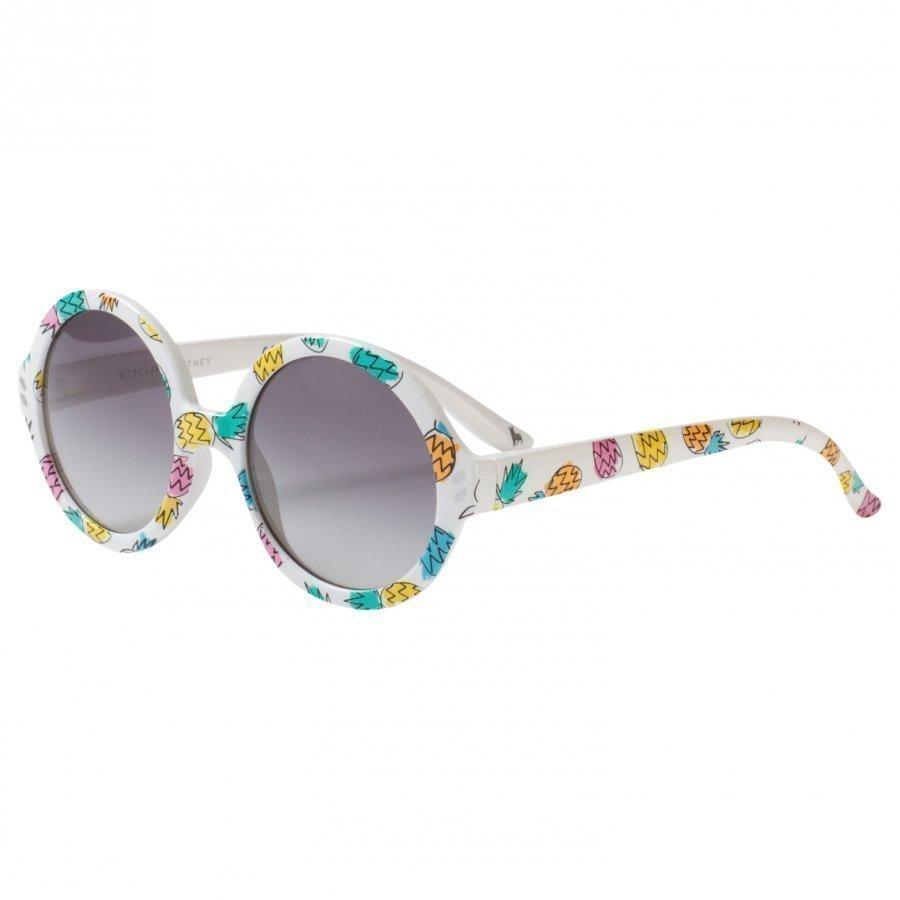 Stella Mccartney Kids Multicolor Pineapple Round Sunglasses Aurinkolasit
