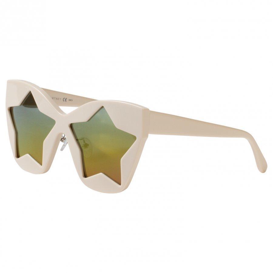 Stella Mccartney Kids White Starlens Sunglasses Aurinkolasit