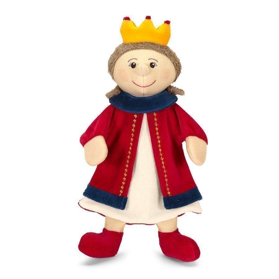 Sterntaler Käsinukke Kuningatar