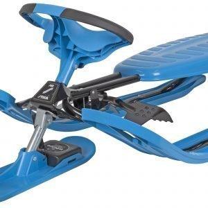 Stiga Snow Racer Colour Pro Rattikelkka Sininen