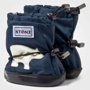 Stonz Booties Plusfoam Polar Bear Vauvan Tossut