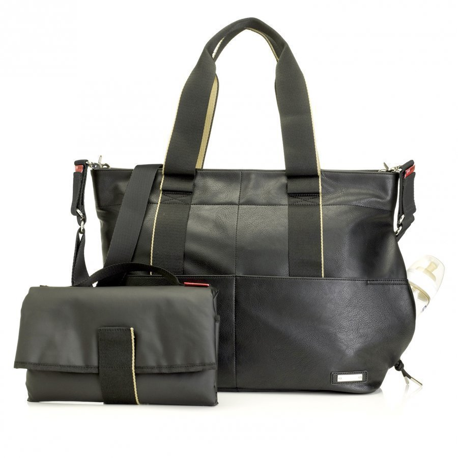 Storksak Eden Bag Black Hoitolaukku