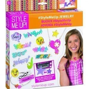 Style Me Up Trendikorut Kutistemuovista