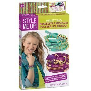 Style Me Up Wrist Tag Rannekorusetti