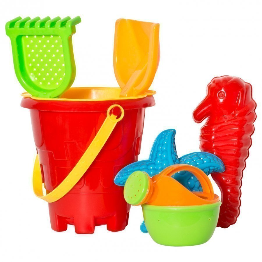 Suntoy Bucket Set Borg 7 Pieces Puutarhalelu