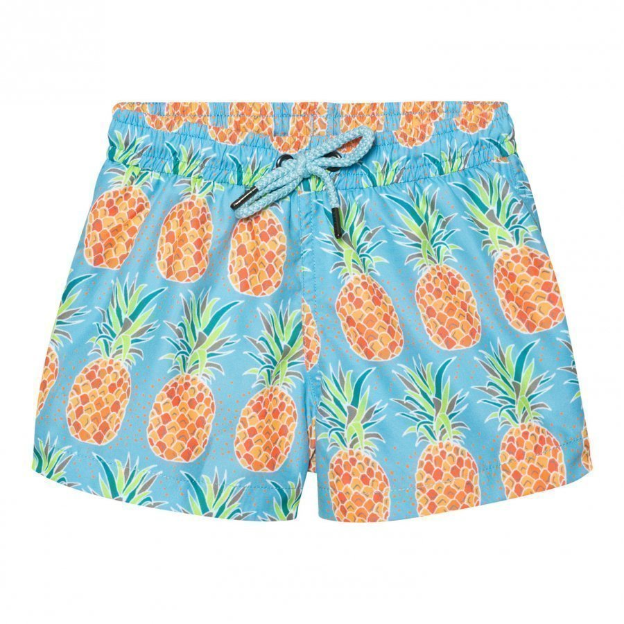 Sunuva Beach Pineapple Swim Shorts Uimahousut