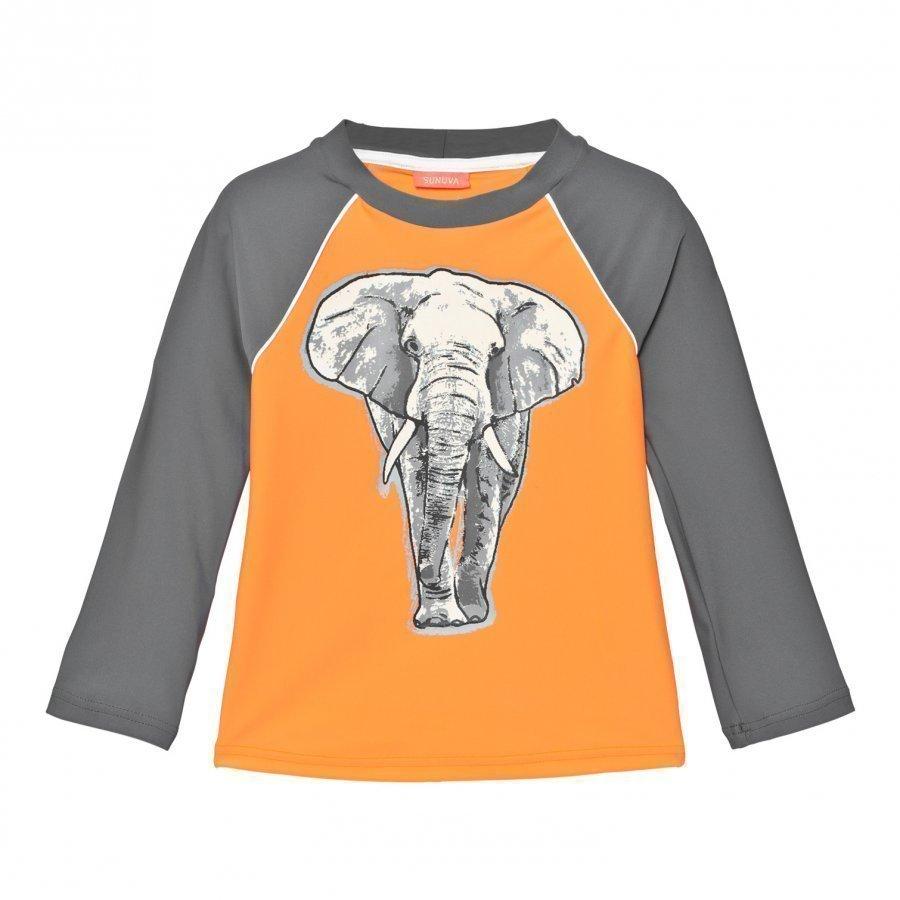 Sunuva Elephant Rash Vest Uv-Paita