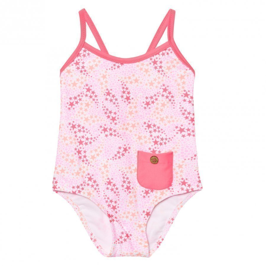 Sunuva Pink Pop Star Swimsuit Uimapuku