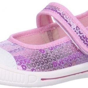 Superfit Ballerinakengät Pink