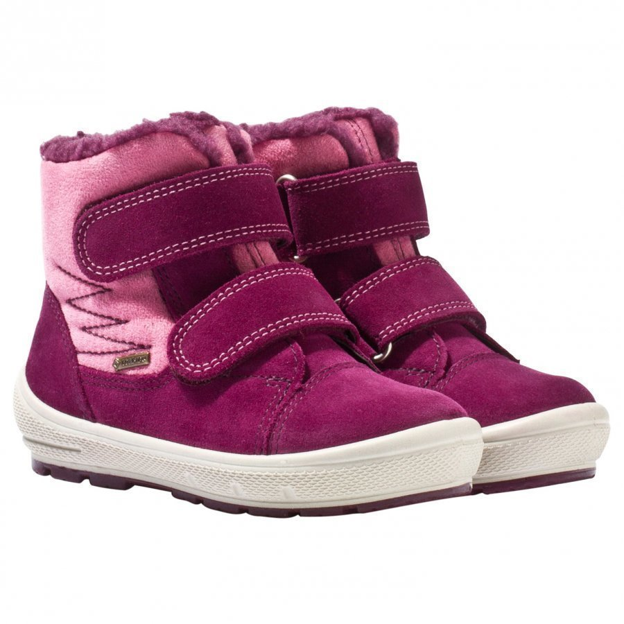 Superfit Groovy Boot Pink Nilkkurit