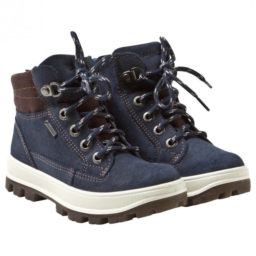 Superfit Tedd Boots Blue Nilkkurit