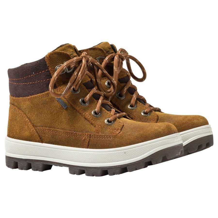 Superfit Tedd Boots Brown Nilkkurit