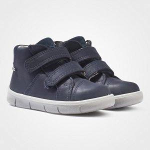 Superfit Ulli Shoes Ocean Kombi Korkeavartiset Kengät