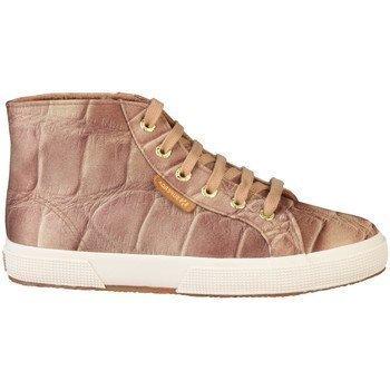 Superga S009Y20_2095 korkeavartiset kengät