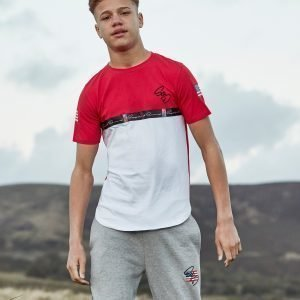 Supply & Demand Cut And Sew T-Shirt Punainen