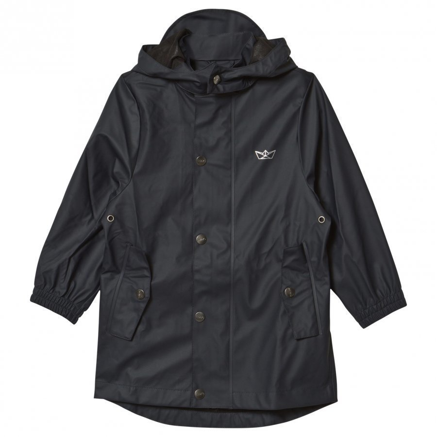 Sways Coast Jacket Blue Sadetakki