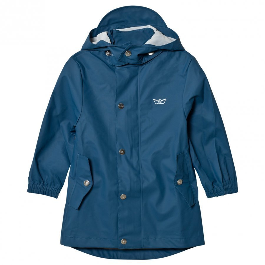 Sways Coast Jacket Faded Blue Sadetakki