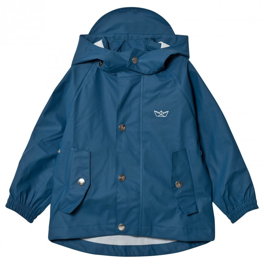 Sways Sail Jacket Faded Blue Sadetakki