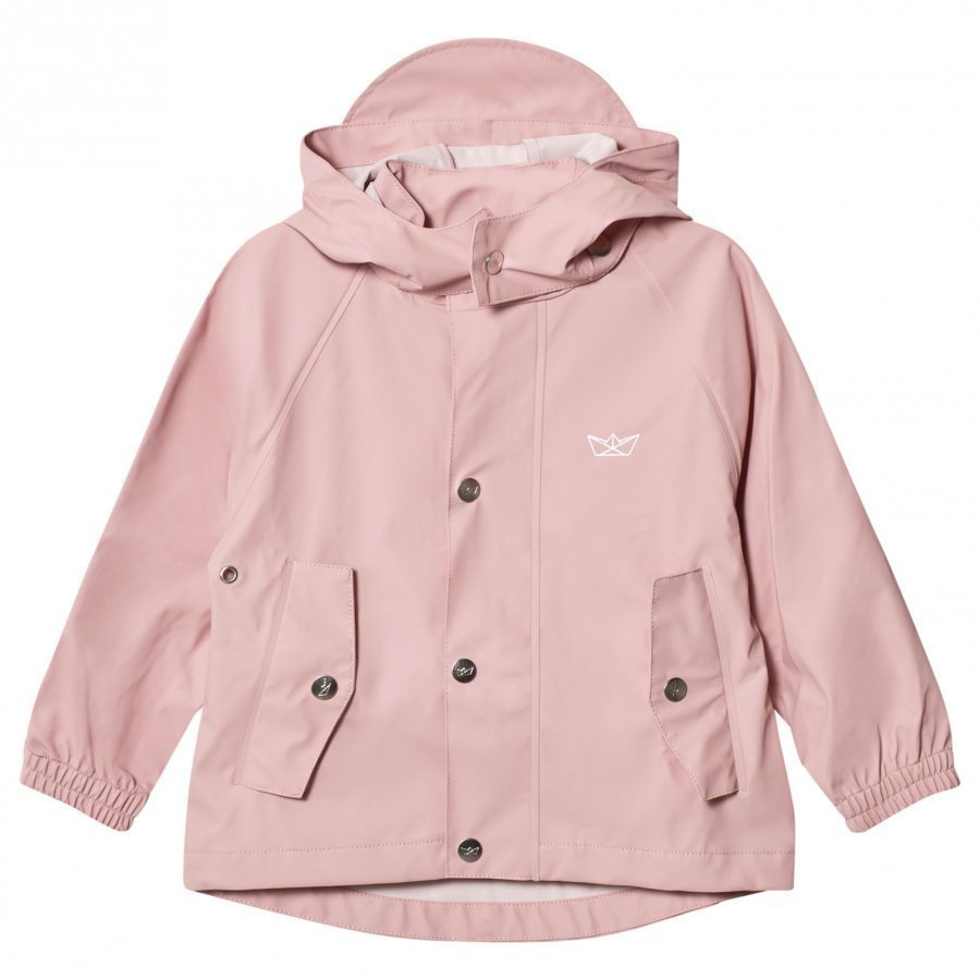 Sways Sail Jacket Rose Sadetakki