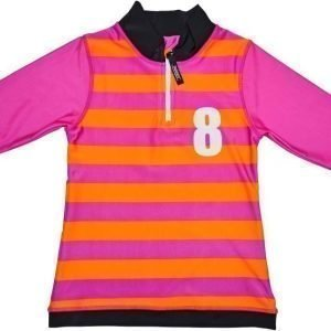 Swimpy UV-pusero Sport Pink/Orange