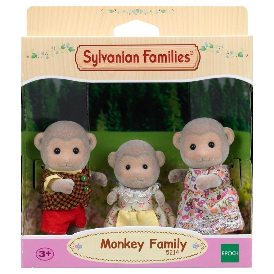 Sylvanian Families Apinaperhe 5214