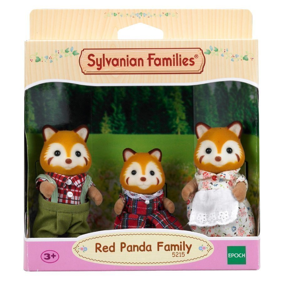 Sylvanian Families Kultapandaperhe 5215