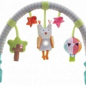 Taf Toys Lelukaari lastenvaunuihin Pöllö Musical Arch