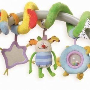 Taf Toys Pehmeä puuhalelu Kooky Spiral